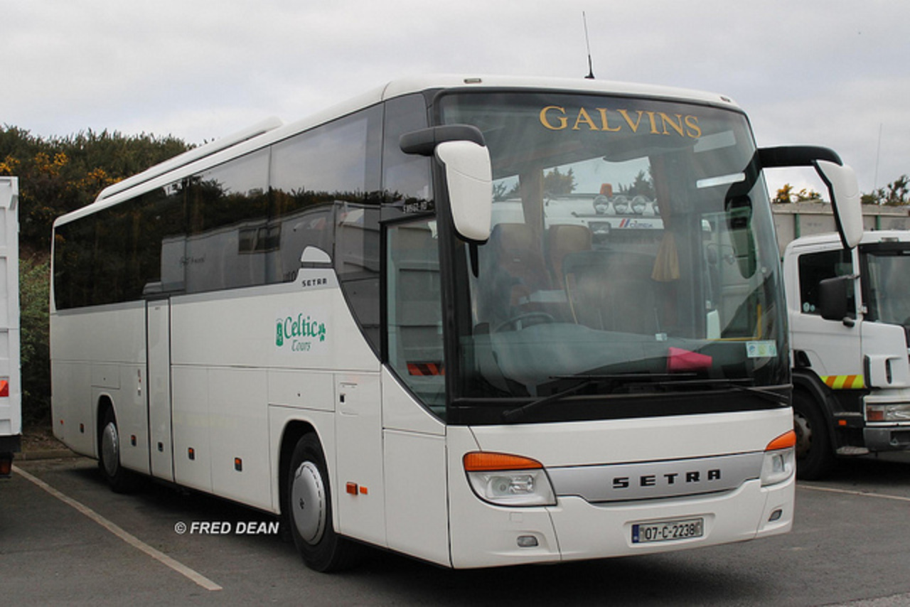 Flickr: The Independent Bus & Coach Operators in Ireland Pool