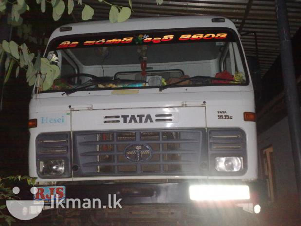 TATA 1615 Tipper for sale in Sewanagala posted at 7 Nov 10:35 pm ...