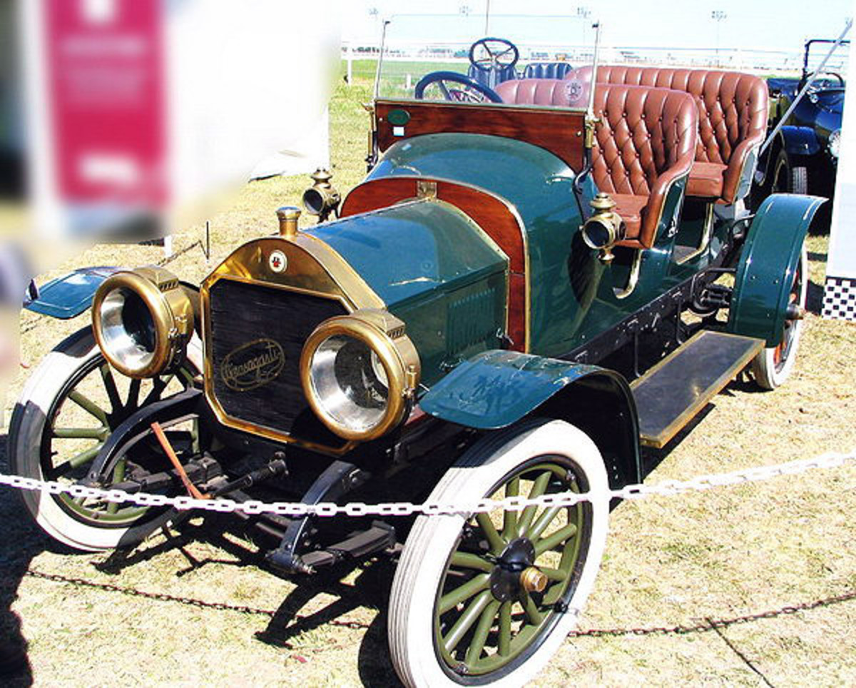 Anasagasti Doble Phaeton: Photo gallery, complete information ...
