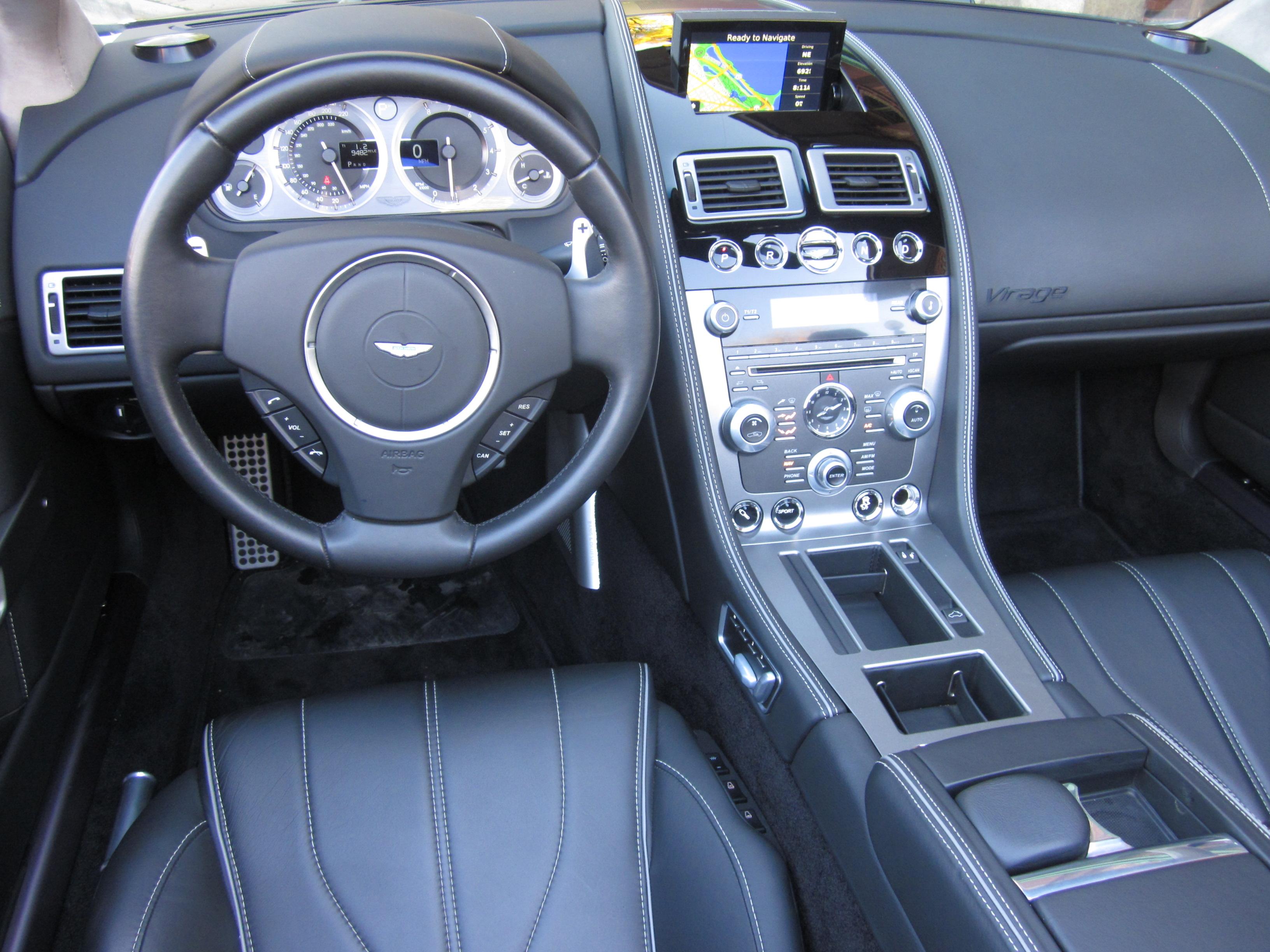 Topworldauto Photos Of Aston Martin Virage Volante Photo Galleries