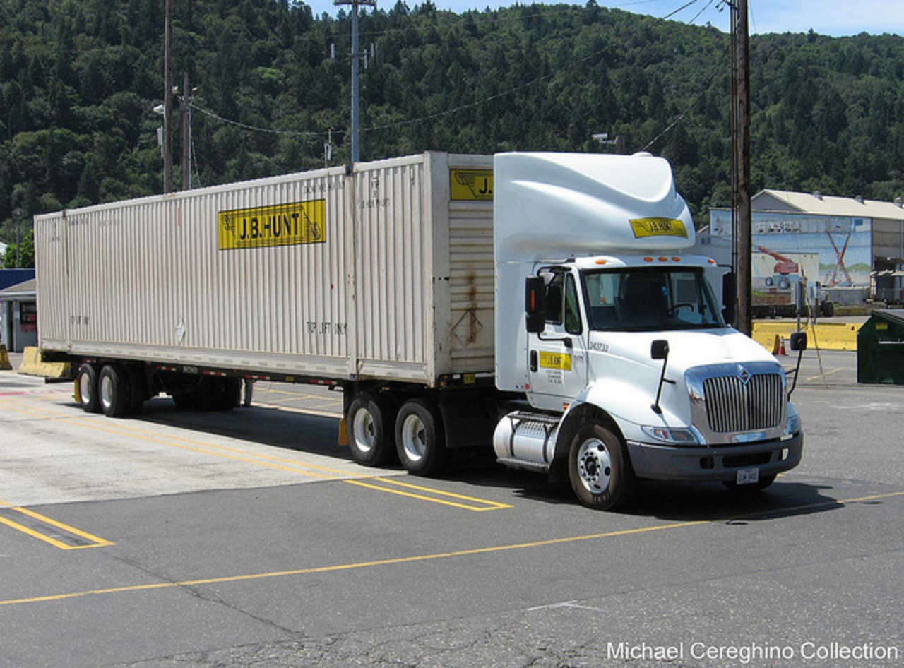 International Cargostar CO1800 Photo Gallery: Photo #10 out of 9 ...