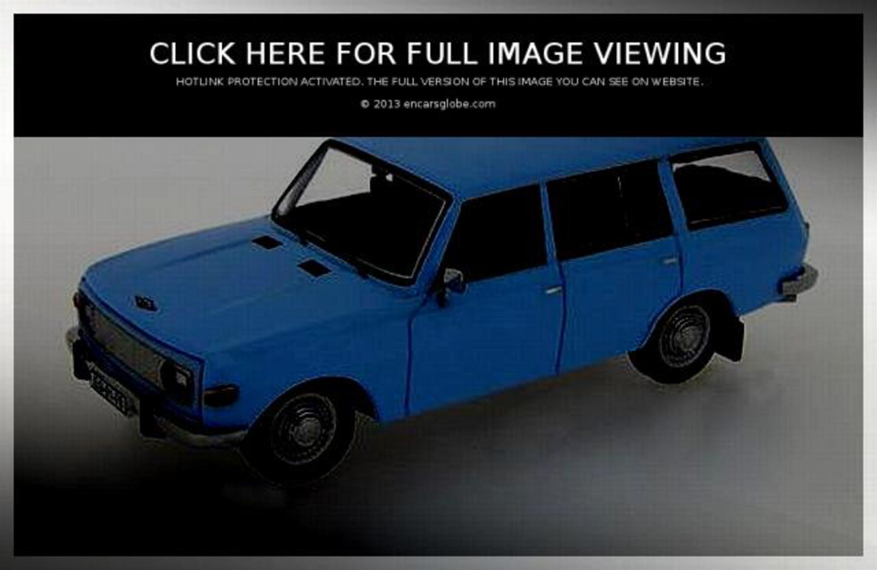 Wartburg 353 combi Photo Gallery: Photo #07 out of 10, Image Size ...
