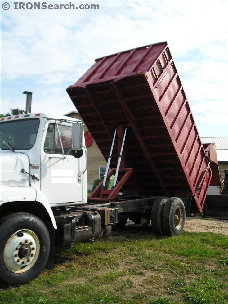 IRON Search - International s2300 Dump Body For Sale By Pells in ...
