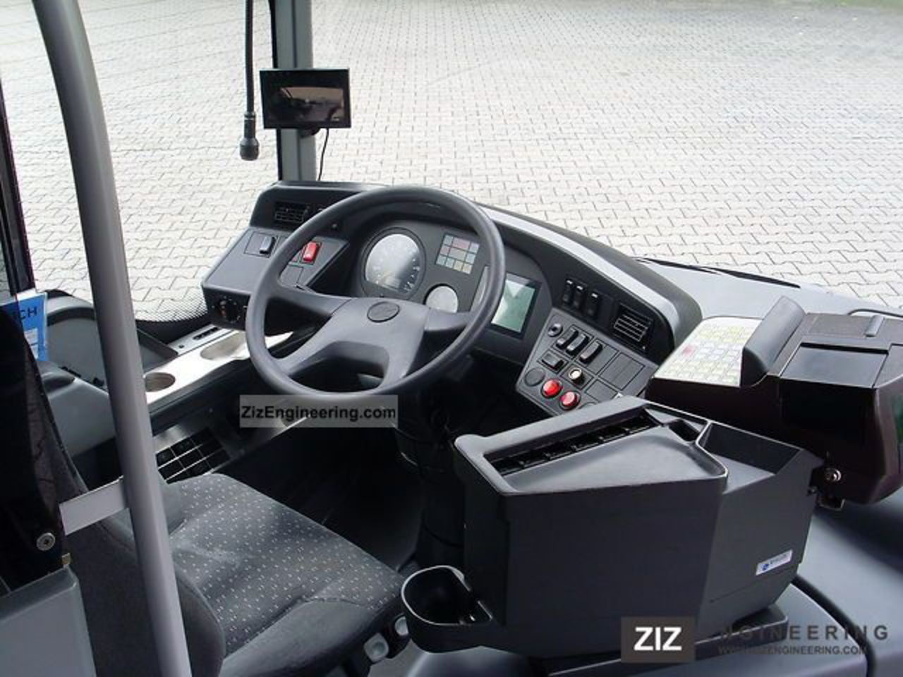 Setra S 415 NF 2007 Bus Public service vehicle Photo and Specs