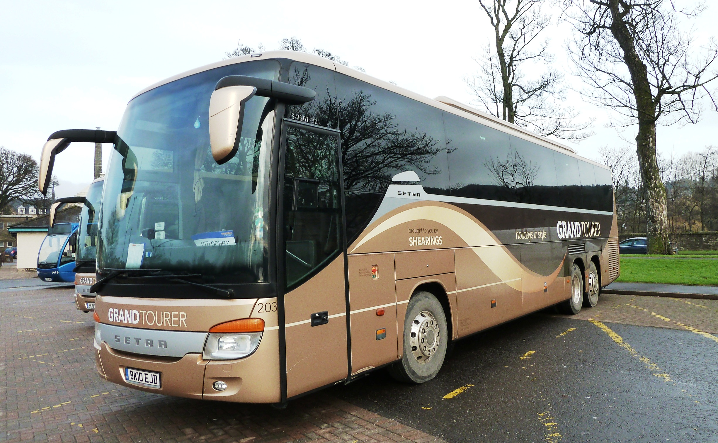 SETRA S416 GT- HD ~ SHEARINGS Grand Tourer | Flickr - Photo Sharing!