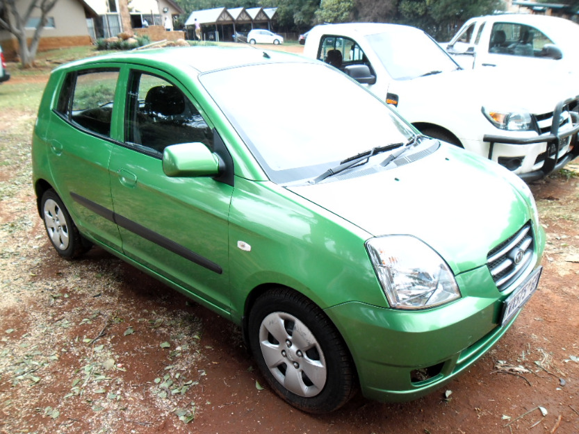 2006 Kia Picanto 1.1 LX (Manual) - Pretoria - Cars - Montana