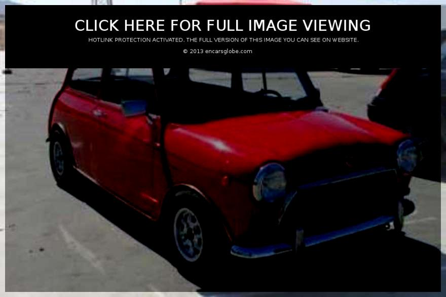 Authi Morris Mini 1000 Photo Gallery: Photo #08 out of 8, Image ...