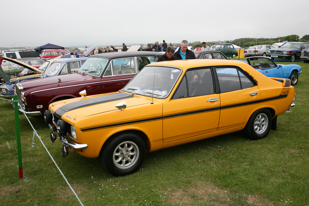1973 Hillman Avenger Tiger Mk1 | QSHV Auto Wallpapers