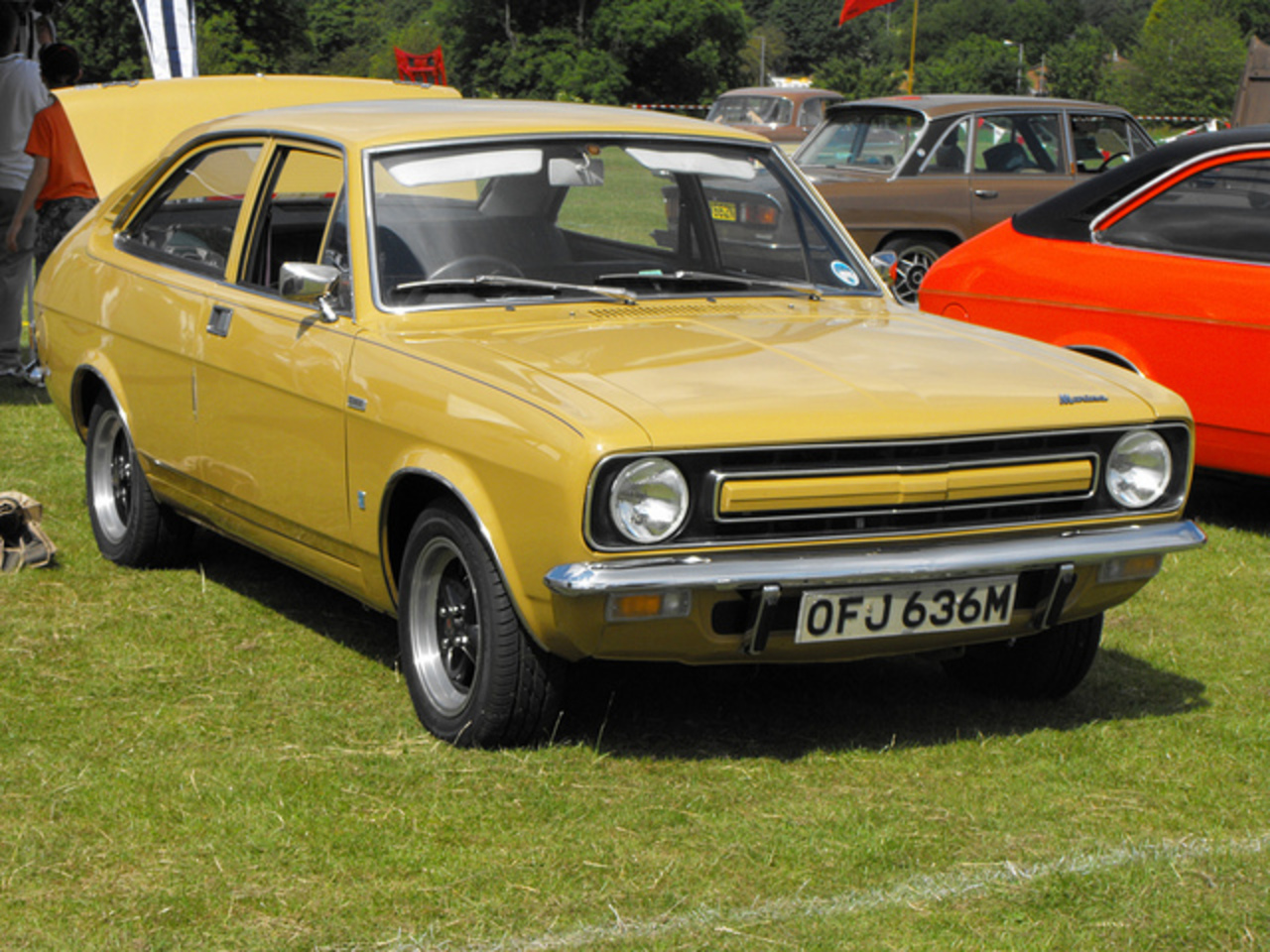 Morris Marina Coupe 1.8 Super - OFJ 636M | Flickr - Photo Sharing!