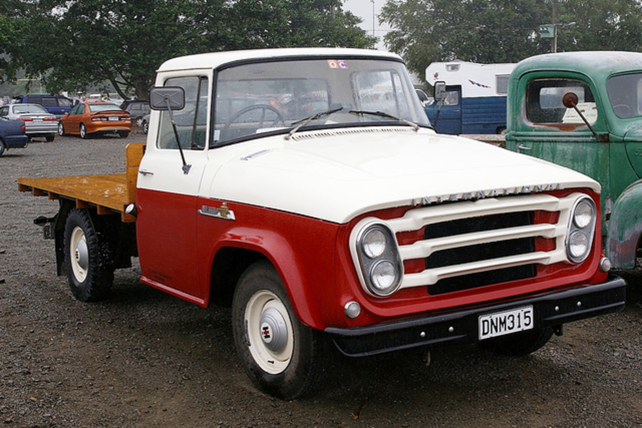 1963 International AB110 truck. | Flickr - Photo Sharing!