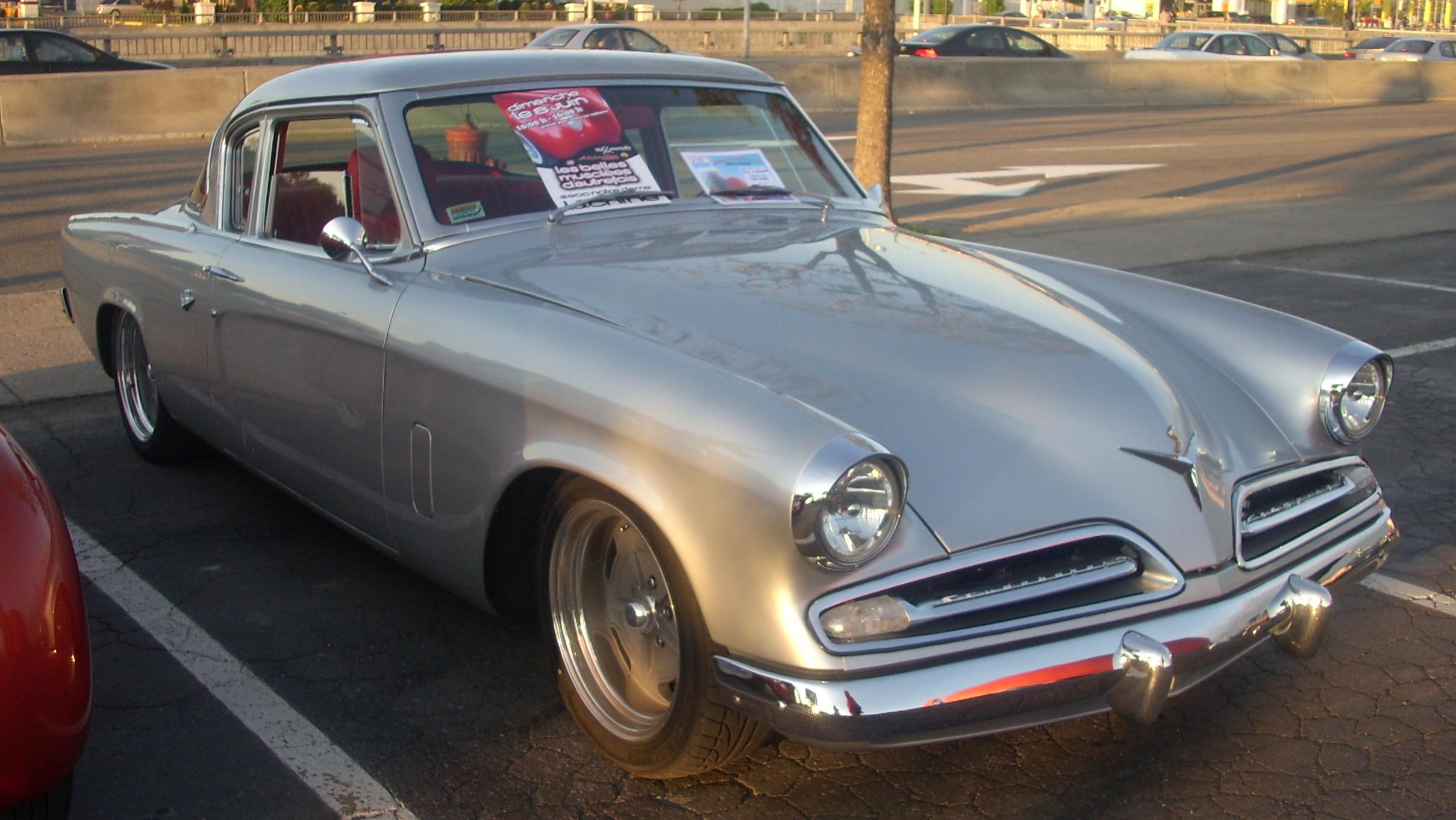 File:'53 Studebaker Champion (Orange Julep).JPG - Wikimedia Commons