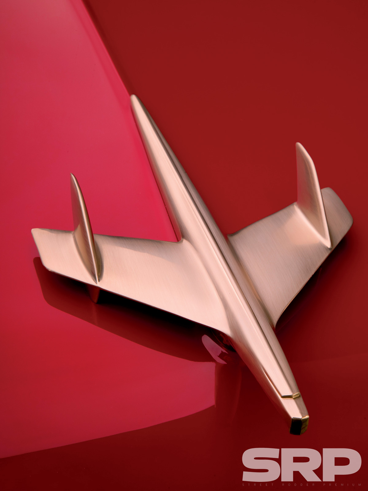1955 Chevrolet 210 Sedan Hood Ornament