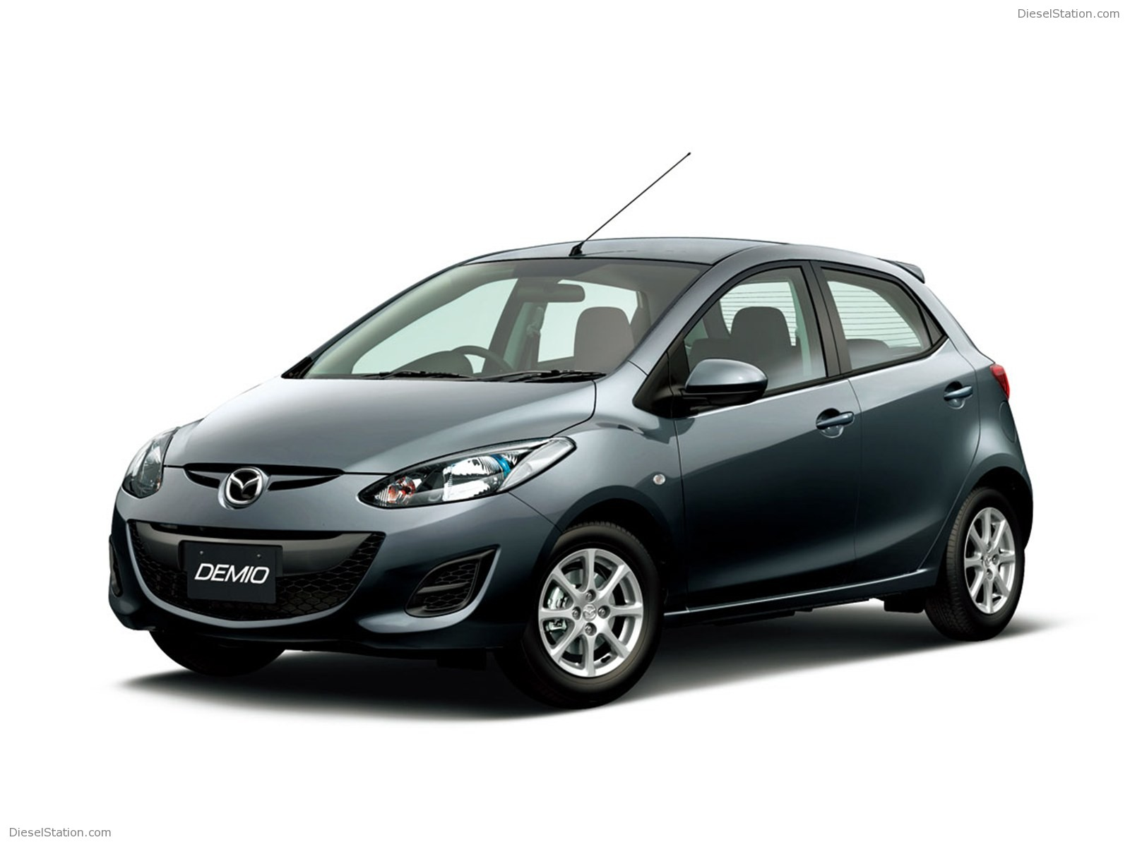 Mazda Demio 2012 - Car Wallpapers at Dieselstation