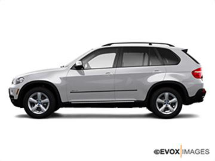 2009 BMW X5 30i. This photo is a stock photo and does not represent the