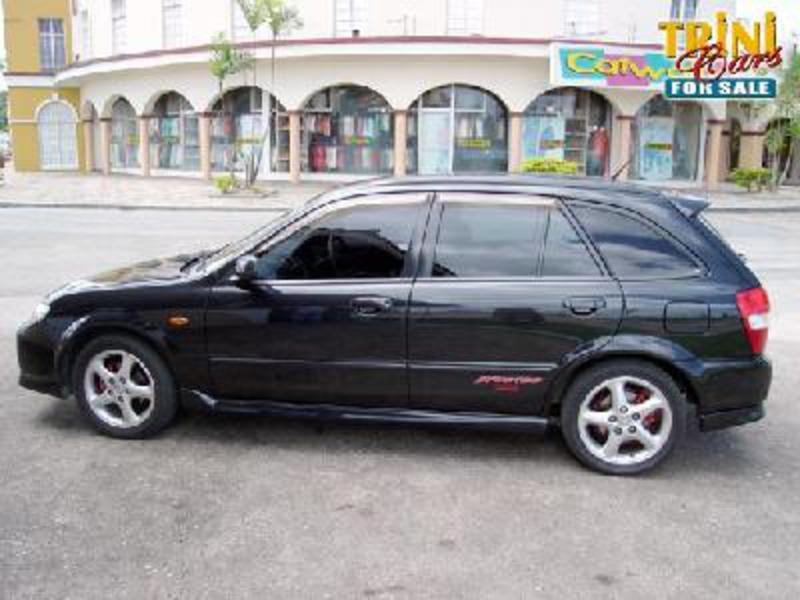 Mazda Familia Sport 20. View Download Wallpaper. 400x300. Comments