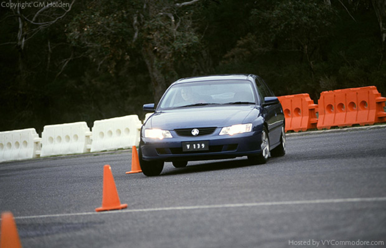 Holden VY Acclaim. View Download Wallpaper. 620x399. Comments