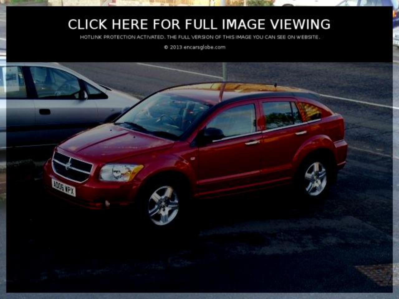 Dodge Caliber SXT CRD: 12 photo