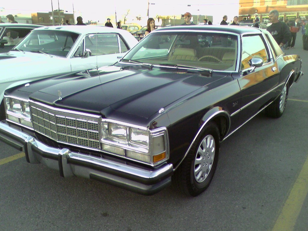 1979 Dodge Diplomat picture