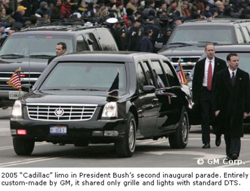 TopWorldAuto >> Photos of Cadillac Presidential Limousine - photo ...