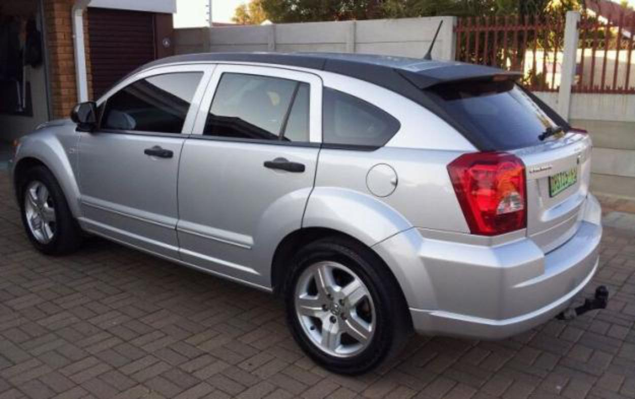 2007 dodge caliber sxt crd 2.0 for sale!! - Welkom