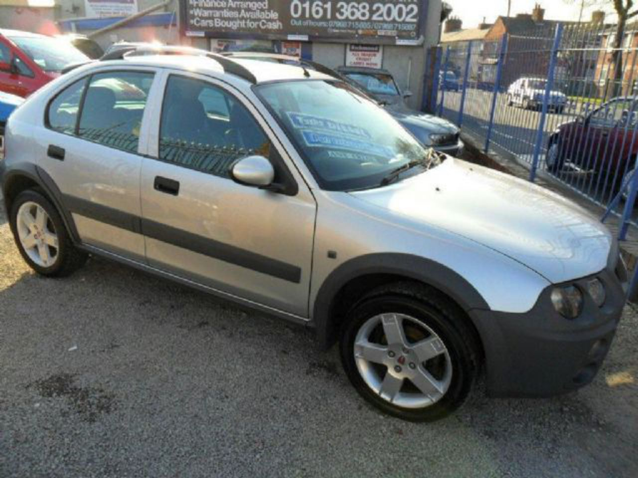 Used Rover Streetwise cars, Second Hand Rover Streetwise - Autoweb