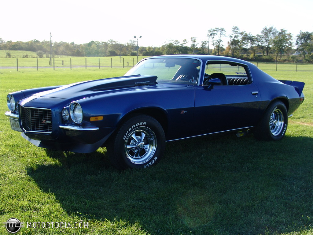 Photo of a 1973 Chevrolet Camaro RS / Z28 (73 Z28). 25,592 views; 7 comments