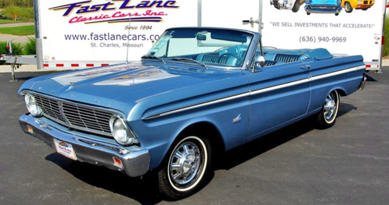 Topworldauto Photos Of Ford Falcon Futura Convertible Photo 1964 Classic Car Gallery 1965 Drivers Side