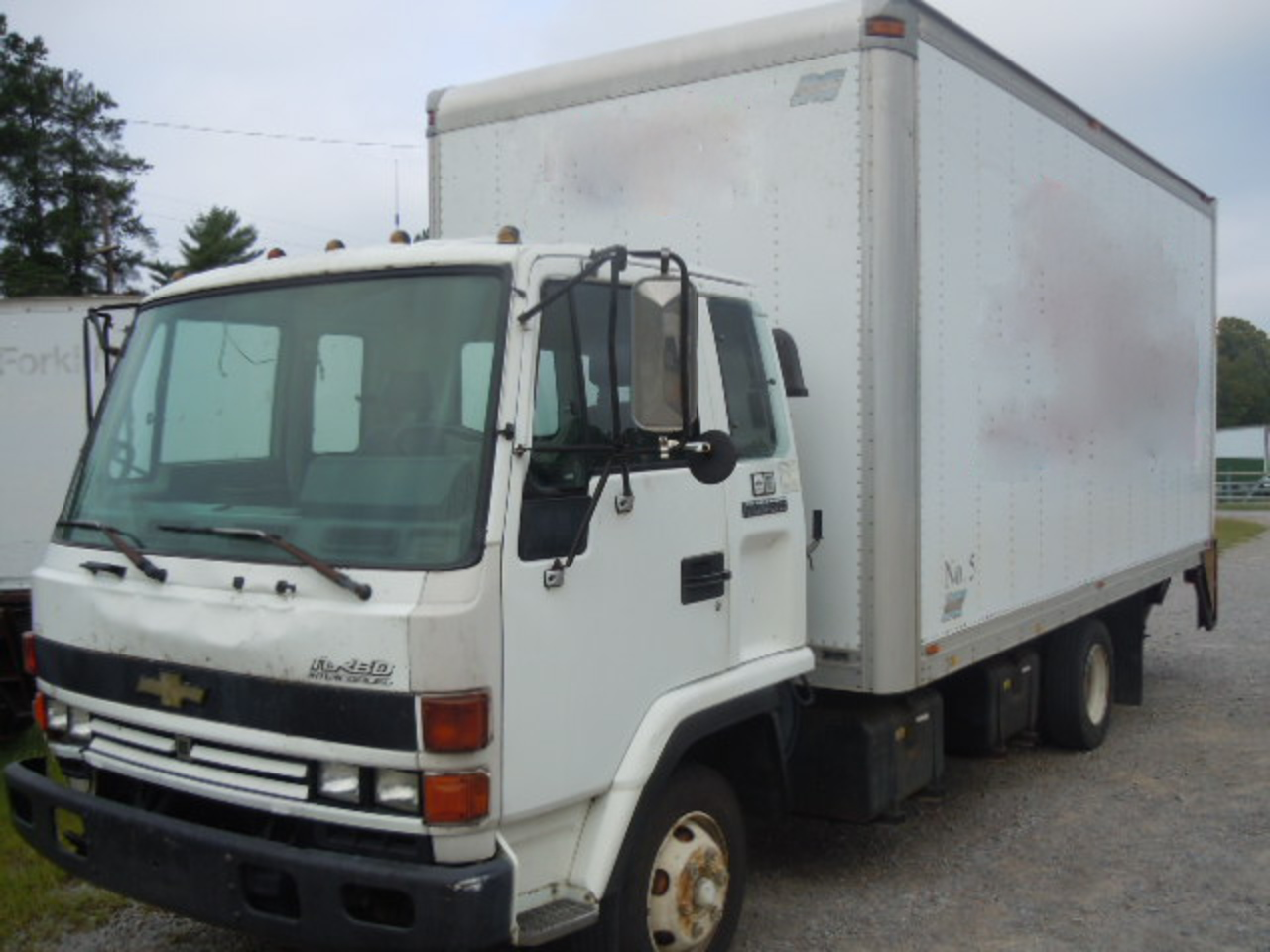 Isuzu Frr Fuse Box Explained Wiring Diagrams 1995 Pickup Image Of Chevy Diesel Truck For Sale 2004