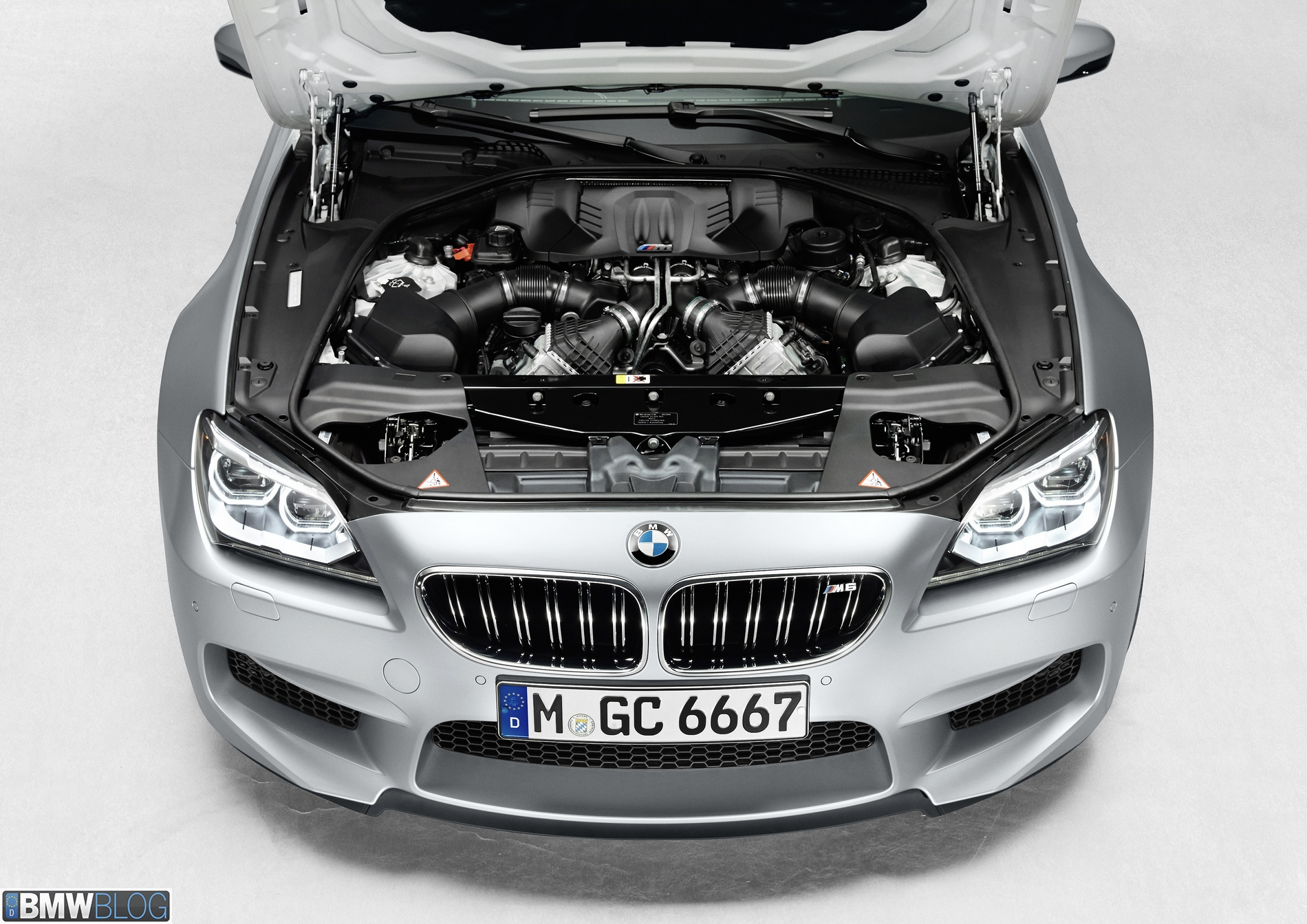 revisions to the BMW 6 Series Gran Coupe on which the car is based,