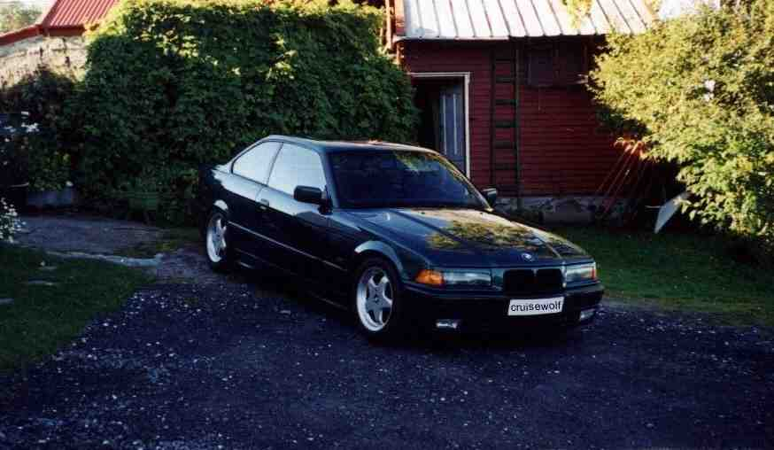 1992 BMW 318iS