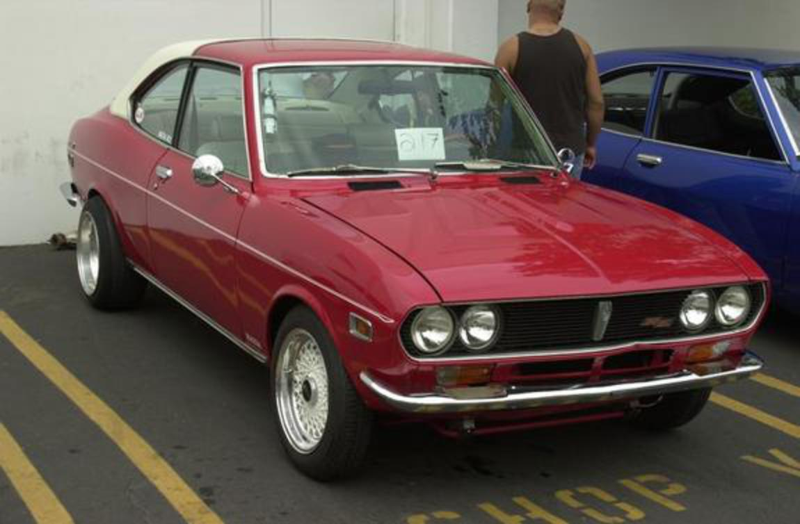 Mazda RX-2 Coupe. View Download Wallpaper. 575x377. Comments