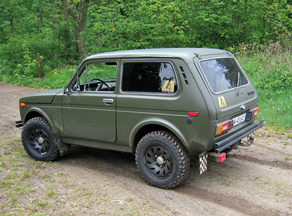 Lada Niva - cars catalog, specs, features, photos, videos, review, parts,