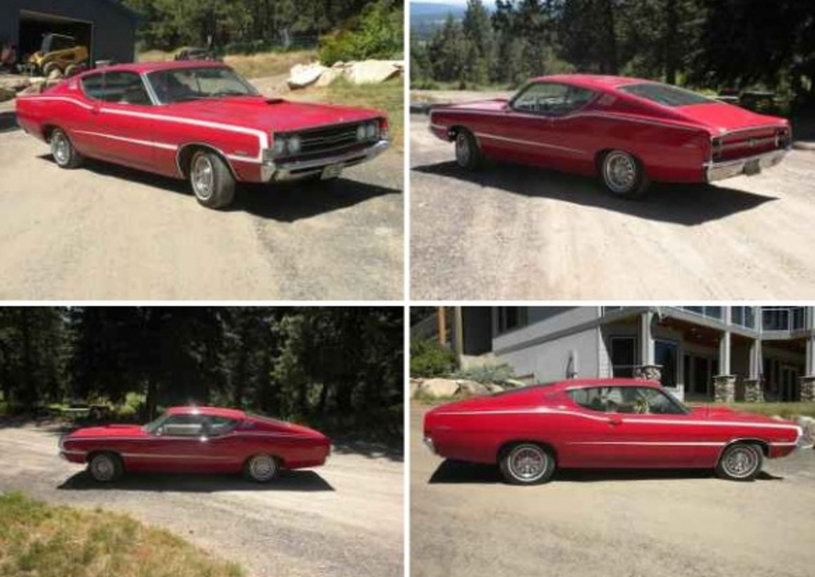 Topworldauto Photos Of Ford Torino Gt Fastback Photo Galleries 1970 1968 390 For Sale