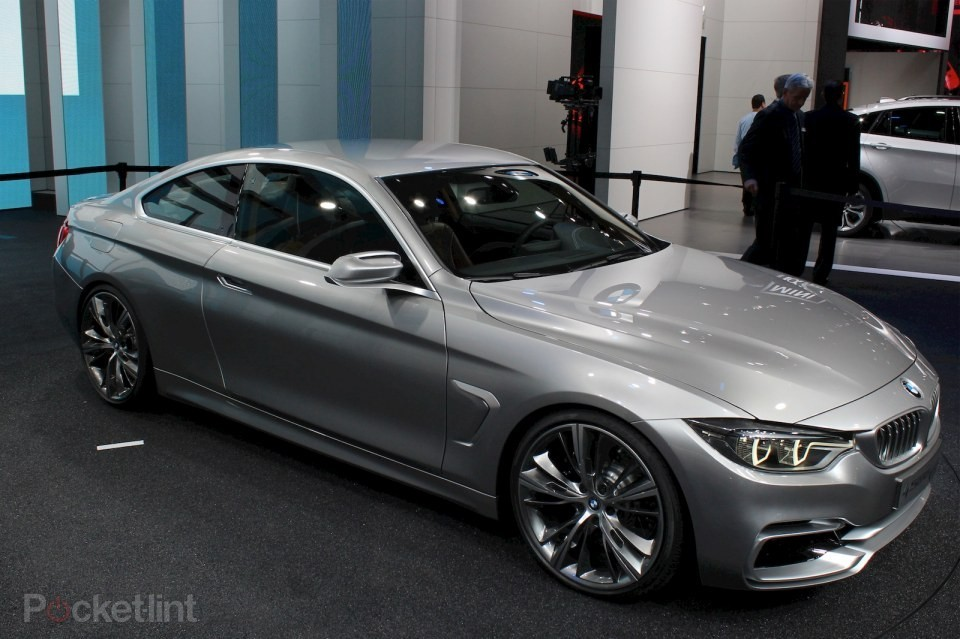 BMW 4-Series Coupe Concept pictures and hands-on. Cars, Car And