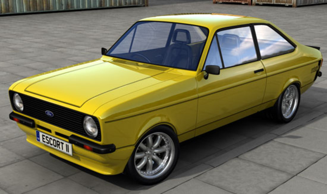 Topworldauto Gt Gt Photos Of Ford Escort Mk2 Photo Galleries
