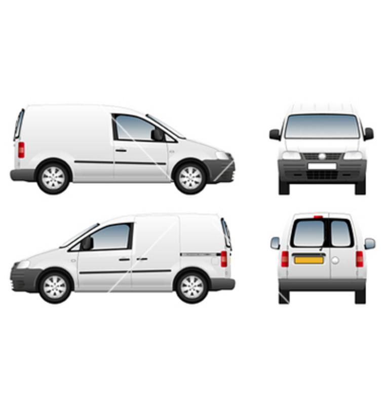 Mercedes European Delivery >> TopWorldAuto >> Photos of Volkswagen Caddy Delivery Van ...