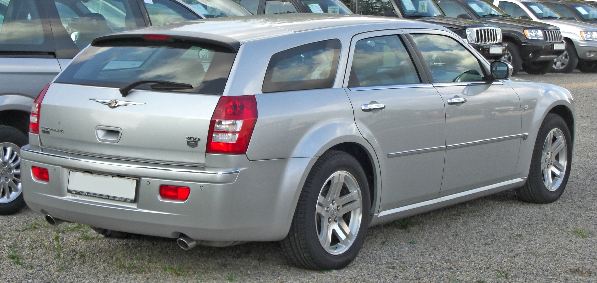 Chrysler 300c touring wagon