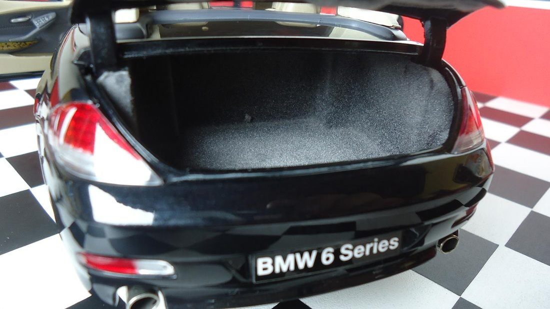BMW 645i Cabrio by Kyosho