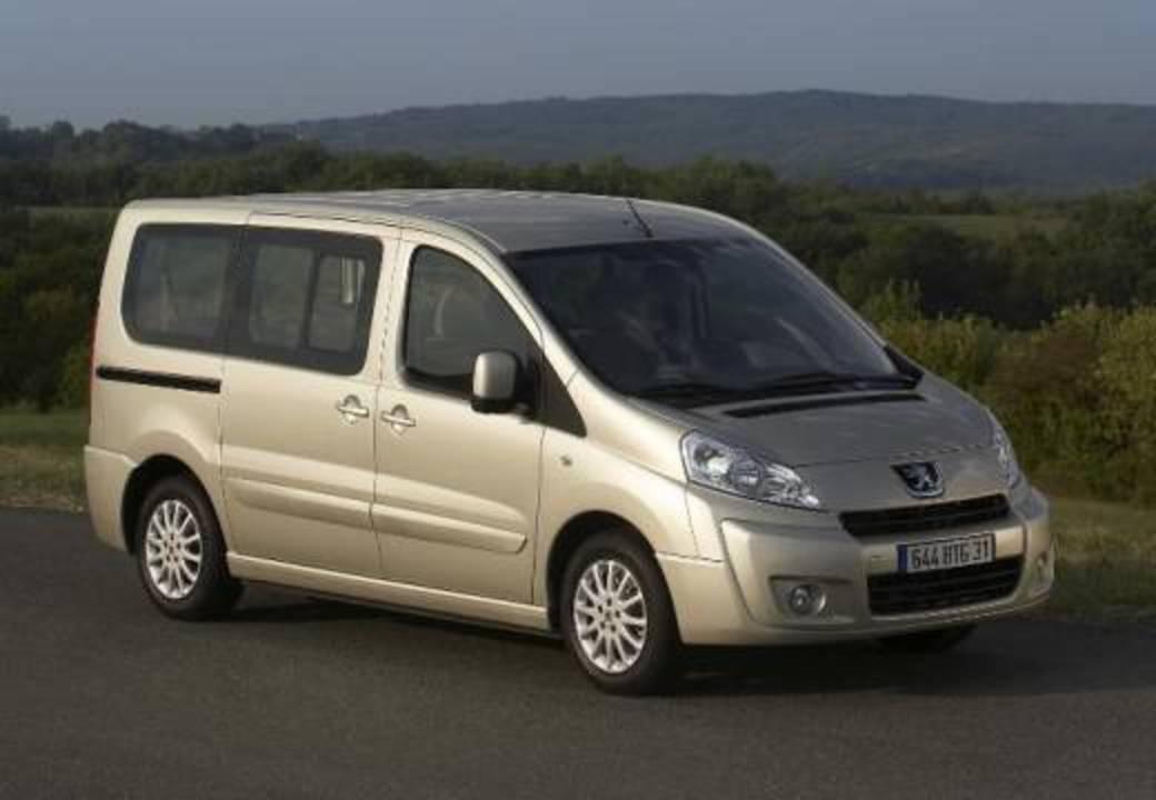 Subaru Seat Covers >> TopWorldAuto >> Photos of Peugeot Expert Tepee - photo galleries