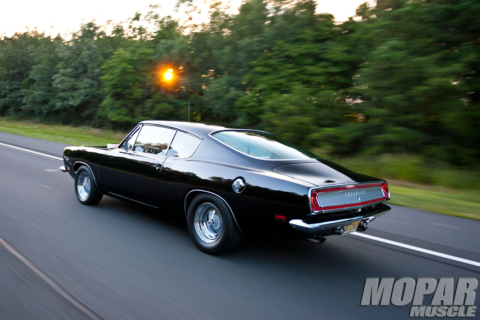 1969 Plymouth Cuda 340 Fastback Exclusive Photos