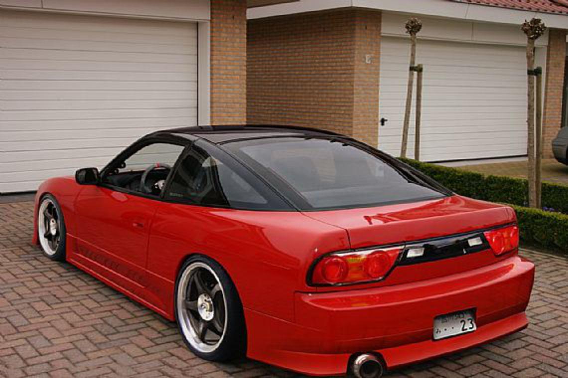 TopWorldAuto Photos of Nissan 200SX Turbo - photo galleries