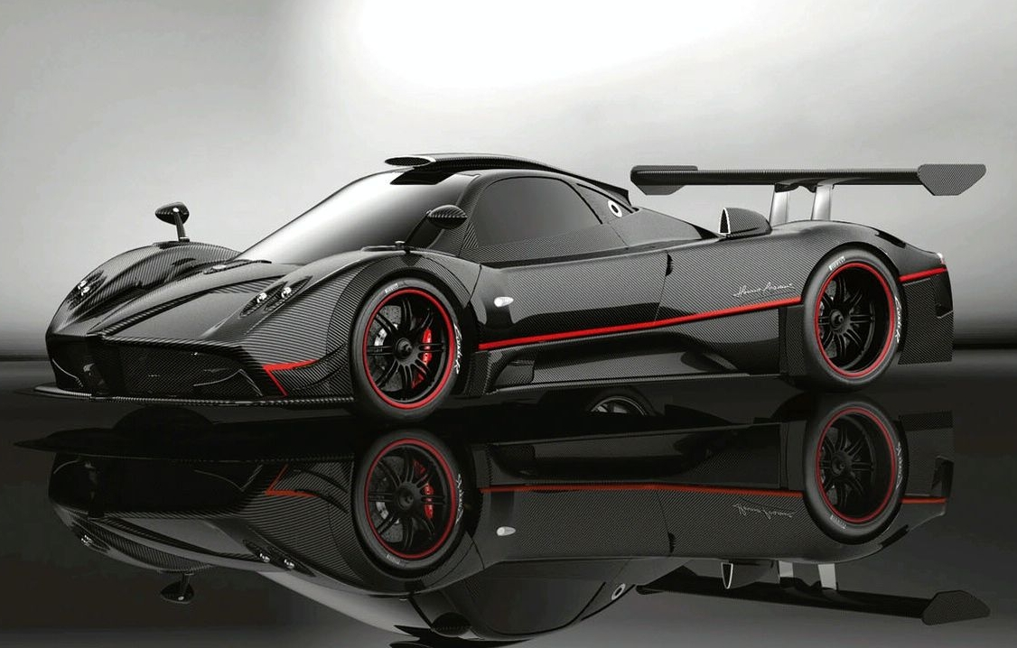 Pagani Zonda R : News & Reports : Motoring : Web Wombat