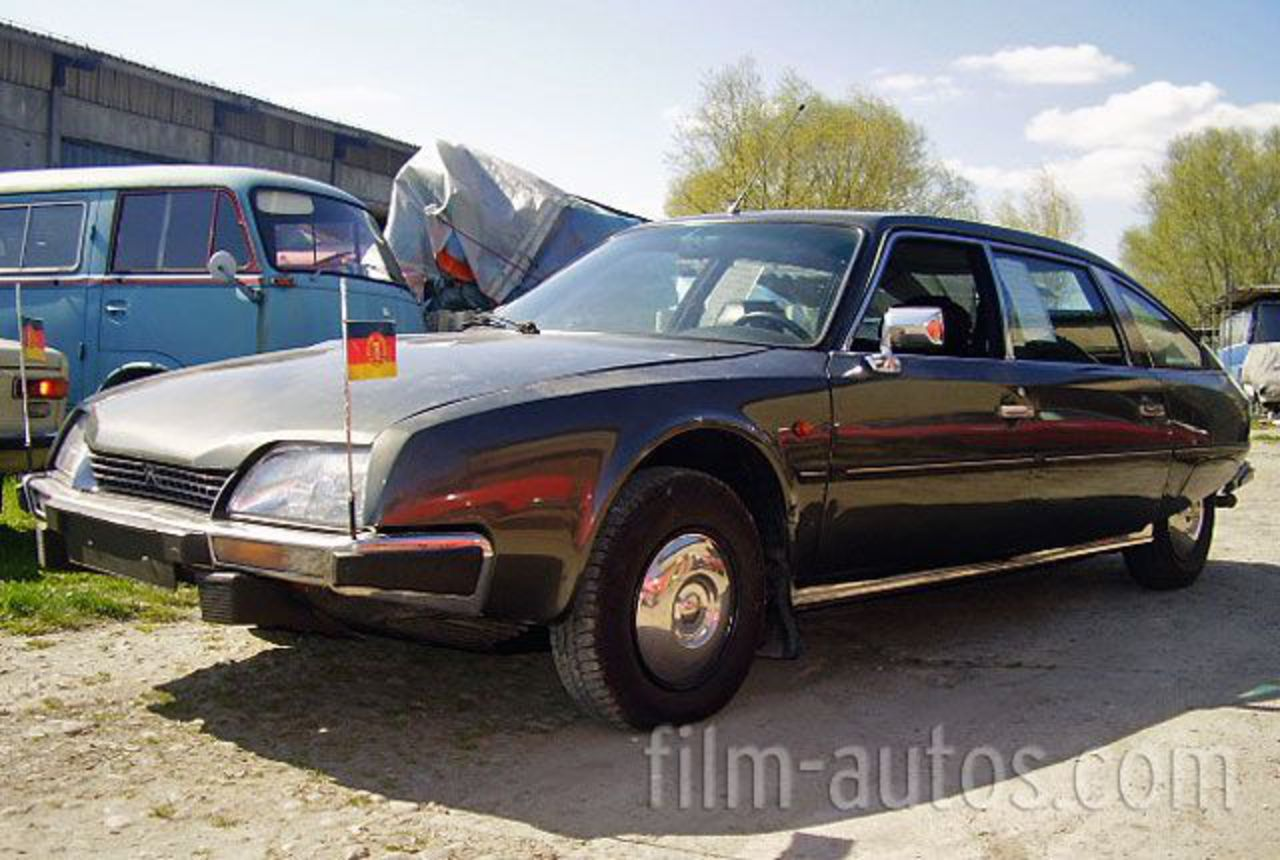 Nissan Montclair TopWorldAuto >> Photos of Citroen CX 2400 Prestige - photo ...