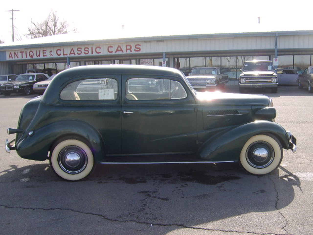 TopWorldAuto >> Photos of Chevrolet Master Deluxe 2 Door - photo ...