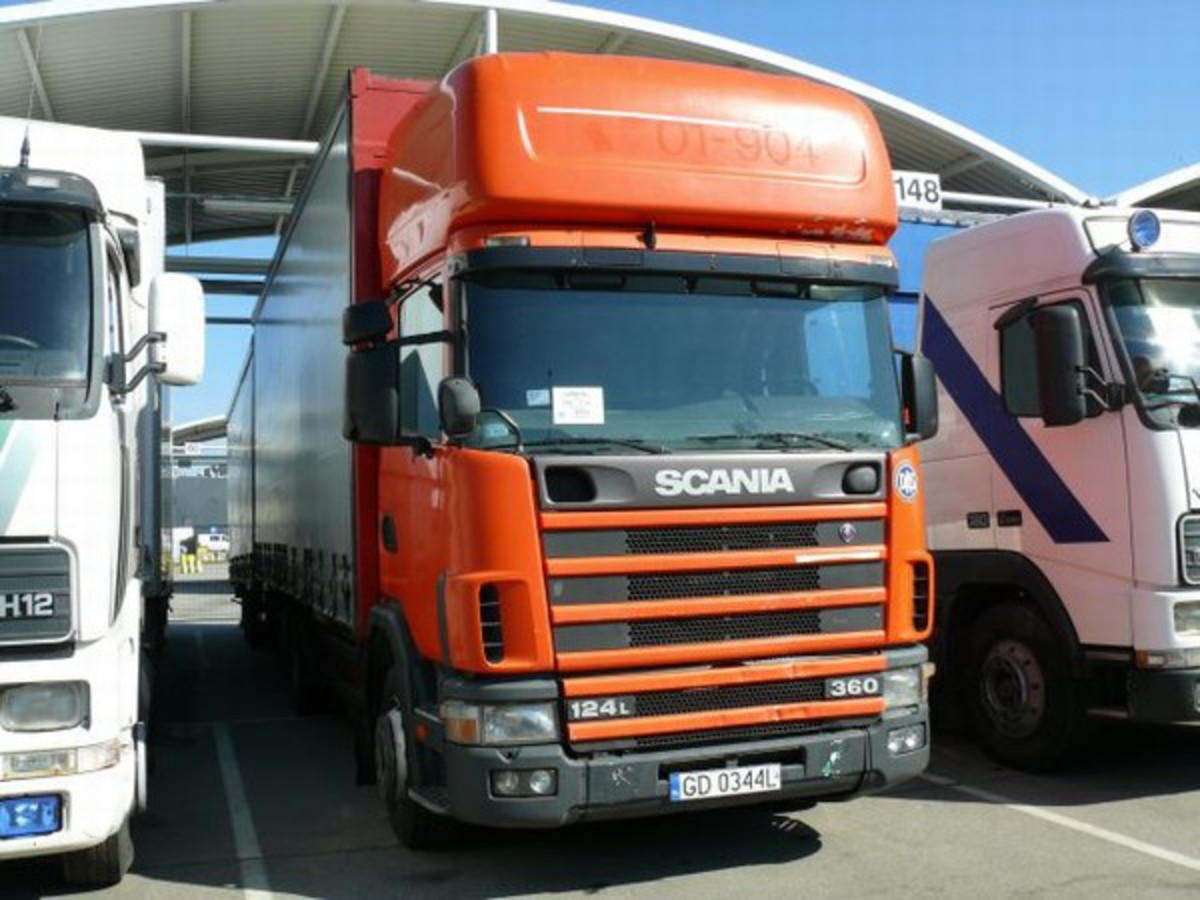 Scania T360 124L - cars catalog, specs, features, photos, videos, review,