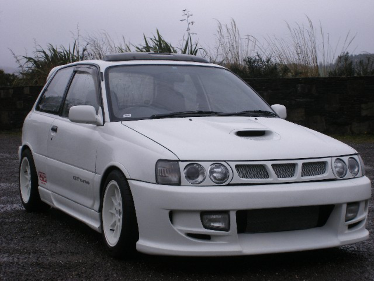 Toyota Starlet Gt Turbo Ep For Sale In Kilgarvan Co Kerry F on 1993 Chevrolet Blazer
