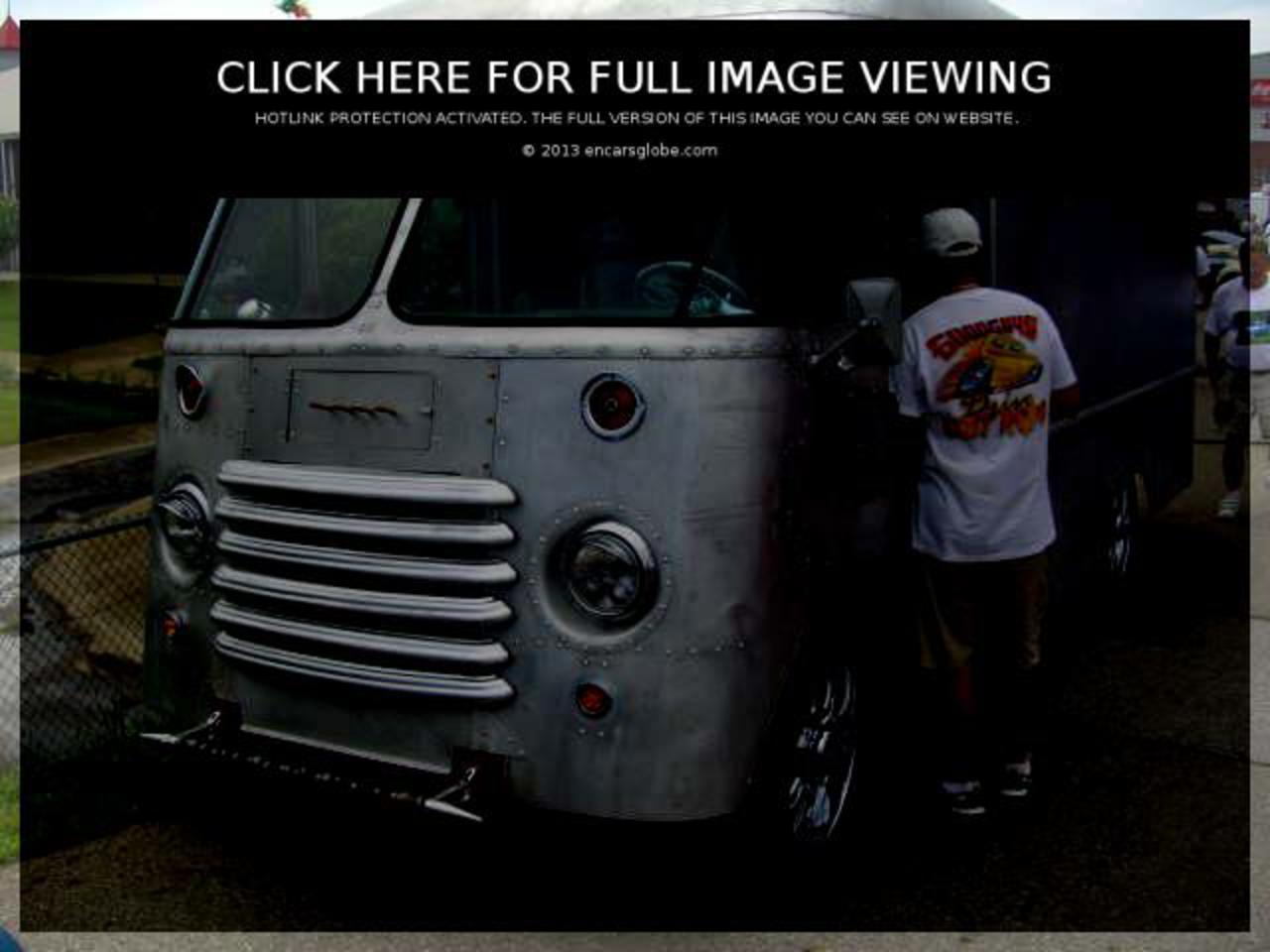 TopWorldAuto >> Photos of Grumman-Olson Stepvan - photo
