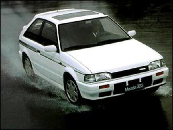 TopWorldAuto >> Photos of Mazda 323 4WD Turbo - photo ...