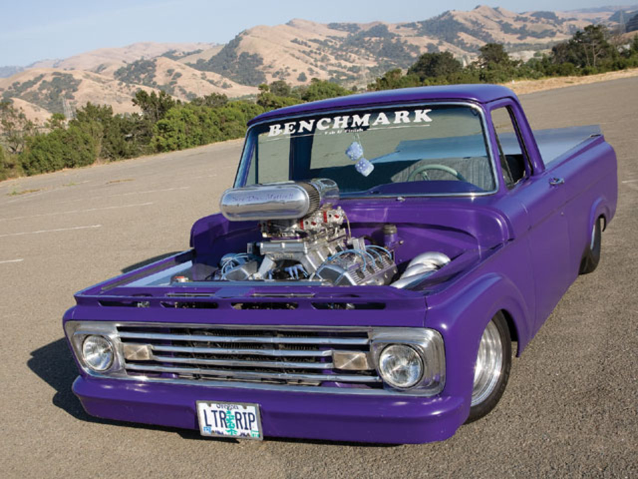 Topworldauto Photos Of Ford F100 Photo Galleries 1961 Short Bed Front View