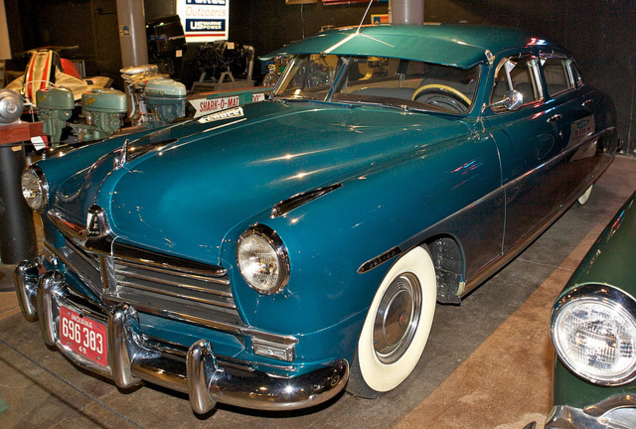 1949 Hudson Commodore Eight Sedan | Flickr - Photo Sharing!